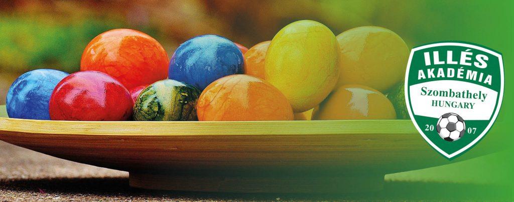 Békés húsvéti ünnepeket kívánunk!