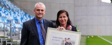 Elismerésben részesült Markó Edina