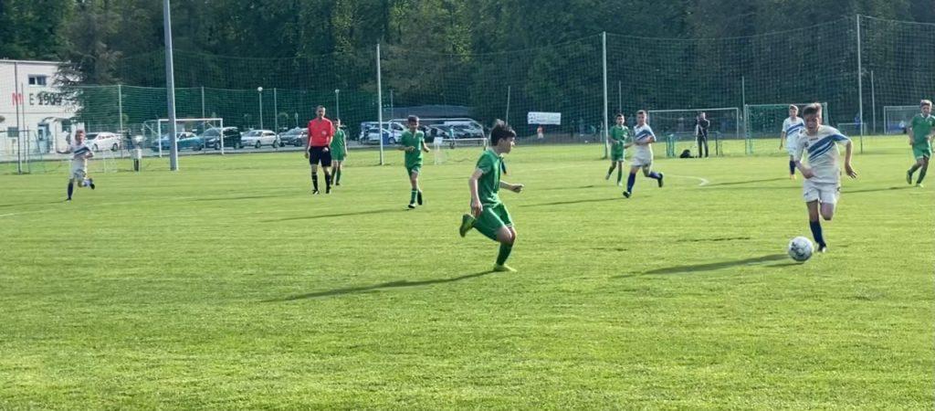 Ikszelt Óváron az U12-es csapatunk
