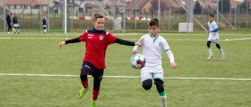 Ismét fölényes győzelmet aratott a Csornai SE ellen U12-es csapatunk