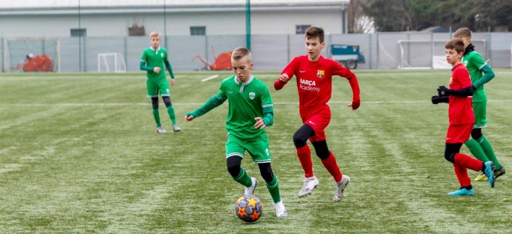 Huszadik meccsét nyerte meg az Illés Akadémia U13