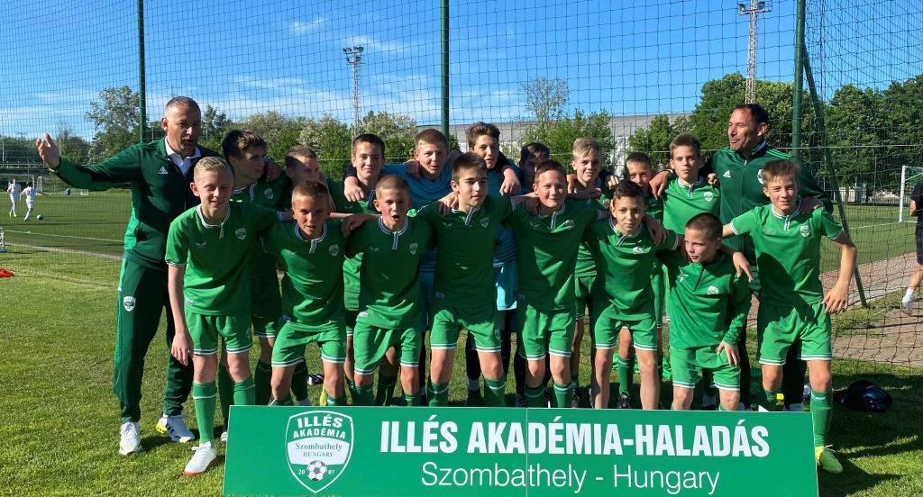 Bajnoki címet nyert U13-as csapatunk