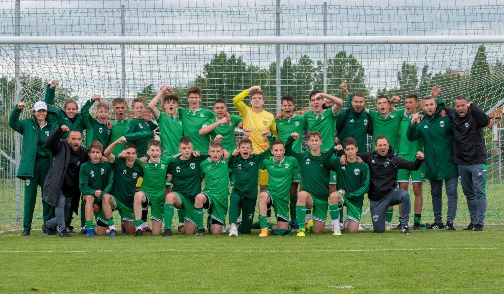 Újpestről hozta el a három pontot az Illés Akadémia U15
