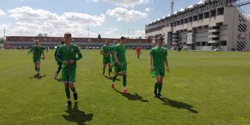 Egy pontot hozott el Győrből az Illés Akadémia U16