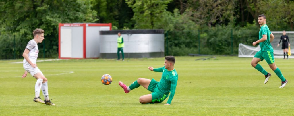Idegenben győzött a gólra törően futballozó Illés Akadémia U19