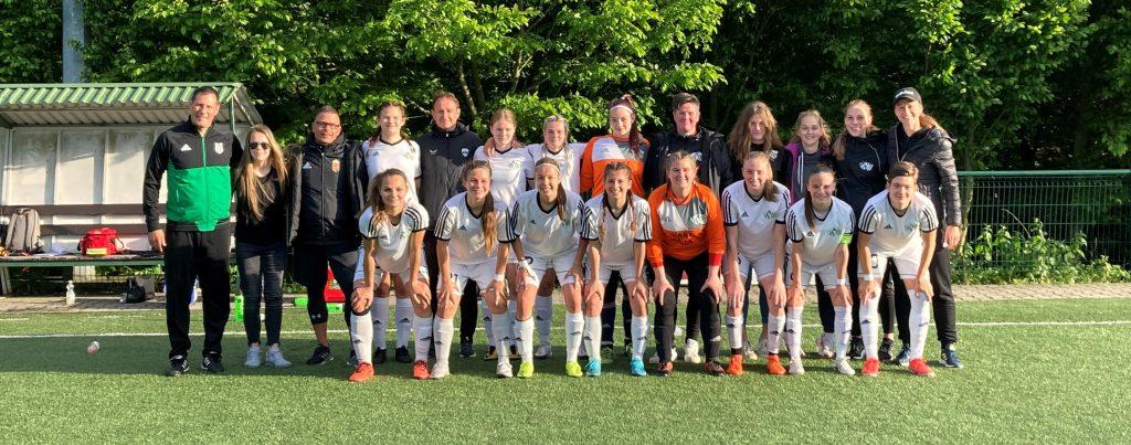 Remek győzelmet arattak U19-es lányaink