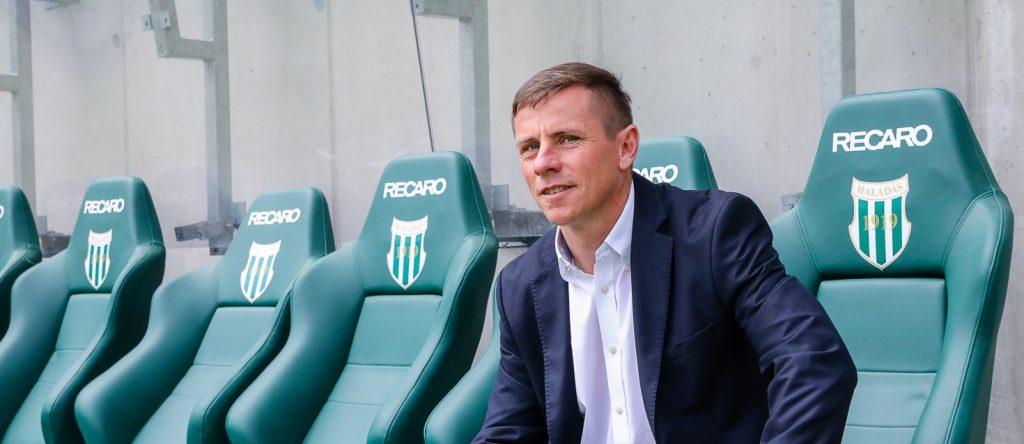 Németh Szabolcs lett a Haladás vezetőedzője