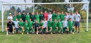 Szünet után feltámadt U15-ös csapatunk