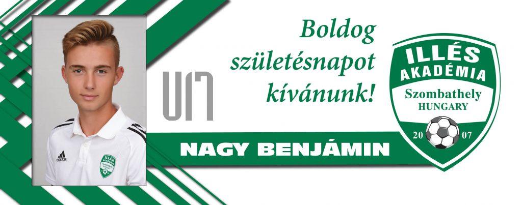 Boldog születésnapot, Beni!