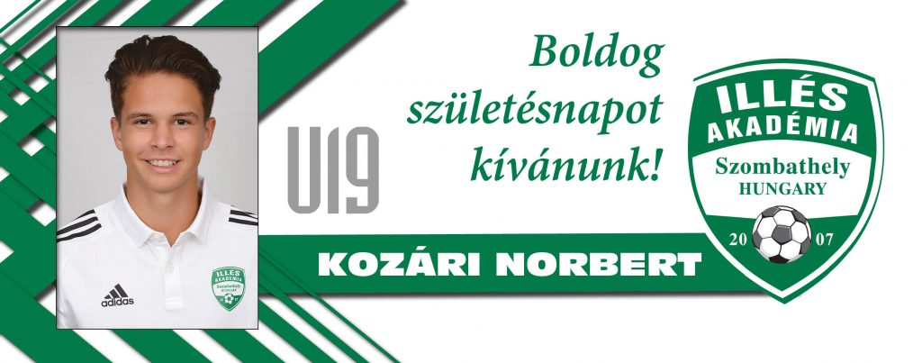 Isten éltessen sokáig, Kozi!