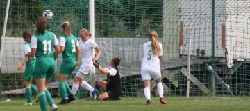Jó játékkal nyertek az U15-ös lányok