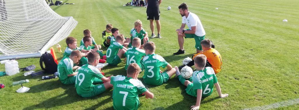 Jó és eredményes focival rukkolt ki U11-es csapatunk