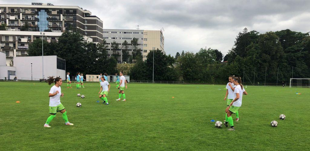 Akadémistáinkkal a soraiban játszott Ausztriában a Haladás-Viktória együttese