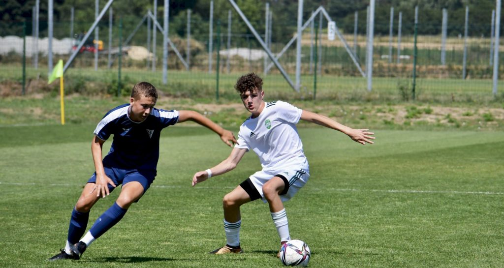 Fizikálisan erős ellenfél otthonában nyertek U16-osaink