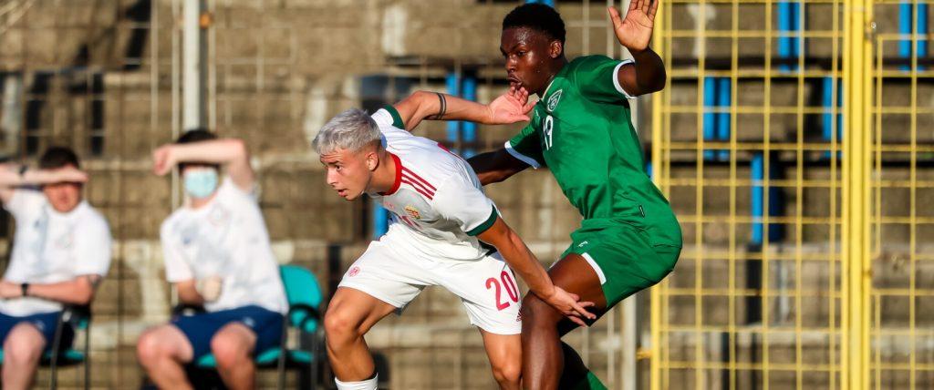 Szabó Bence és Kállai Zalán is játszott az U18-as válogatottban