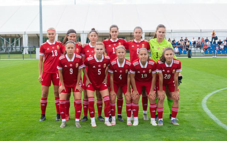 Három Illés Akadémia-játékos szerepelt az U17-es válogatottban