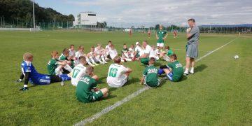 Ismét gólokat ajándékoztak U14-eseink az ellenfélnek