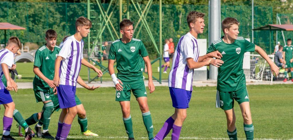 Egy pontot hozott el Debrecenből az U16