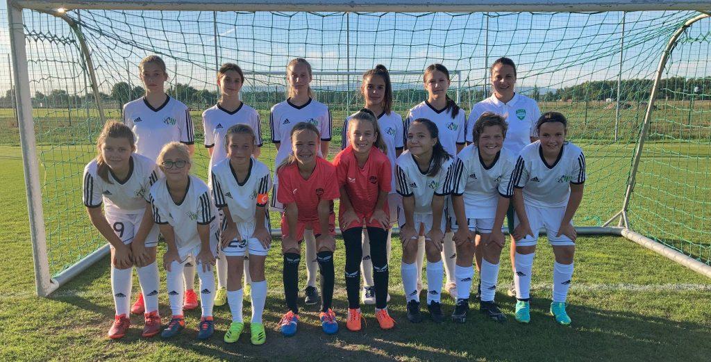 Vereség az U14-es lányok bajnoki rajtján