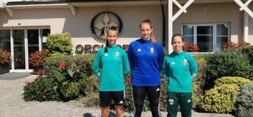 Három növendékünk is válogatott összetartáson járt Lipóton