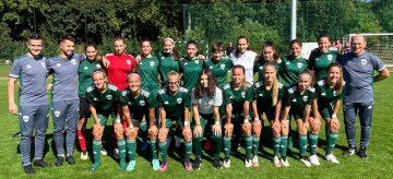 Több mint egy tucat gólt lőtt női U17-es csapatunk