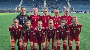 Csejtei Emília és Németh Adél játszott az U17-es Eb-selejtezőn