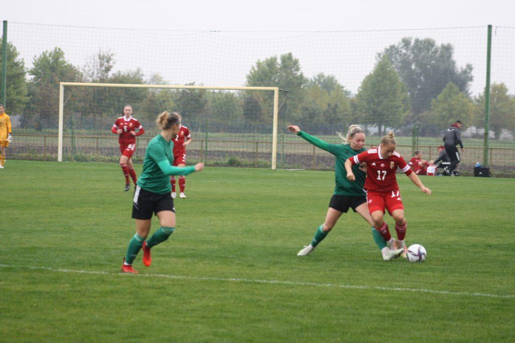 Hat akadémistánk játszott a felkészülést záró mérkőzésen, a női U19-es válogatottban