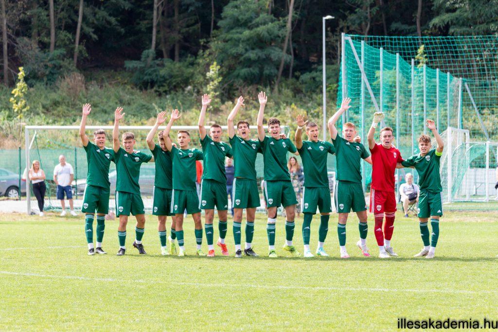 Mérkőzések Gráctól Debrecenig