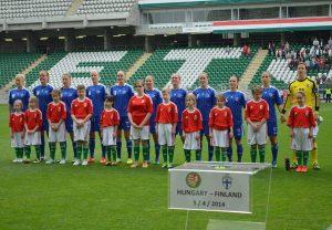 Öt akadémistánk utazik Dániába, a női U19-es Eb-selejtezőre