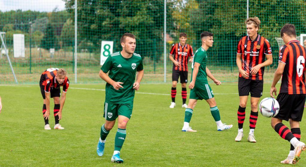 Ausztriában szerepelt az Illés Akadémia U19